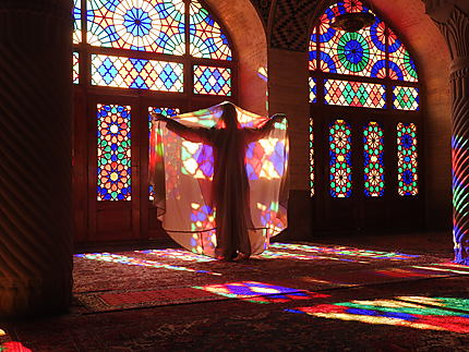 Mosquée Nasir-ol-Molk