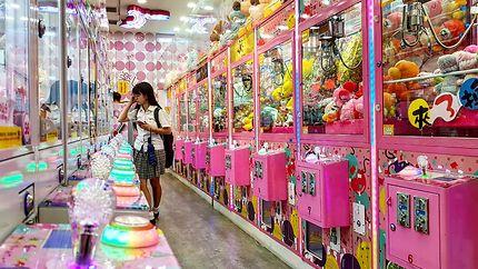 Lost in wonderland à Taipei