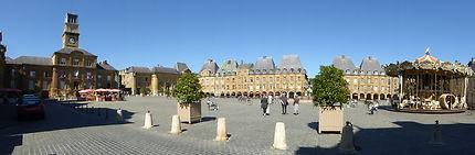 Place Ducale Charleville Mezieres