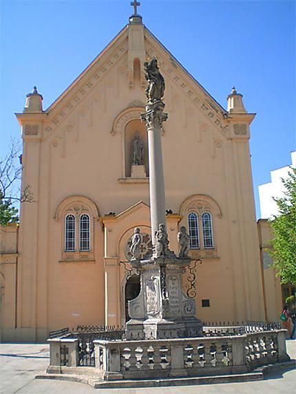 Eglise des Capucins