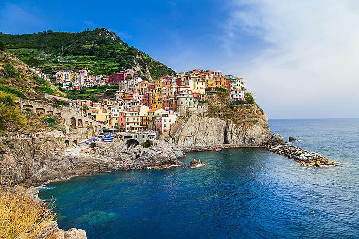 Cinque Terre, l'éternel italien