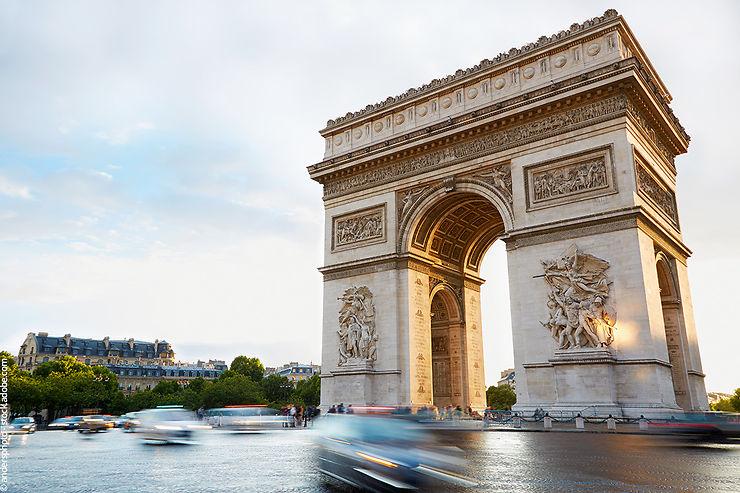 France - Quels sont les monuments nationaux les plus visités ?
