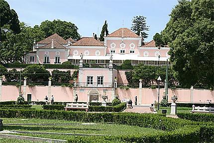 Le palais national de Bélem