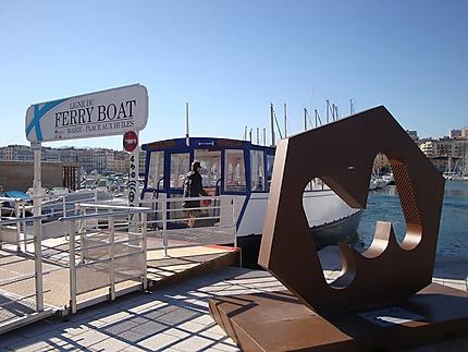 Le Ferry Boat de Marseille