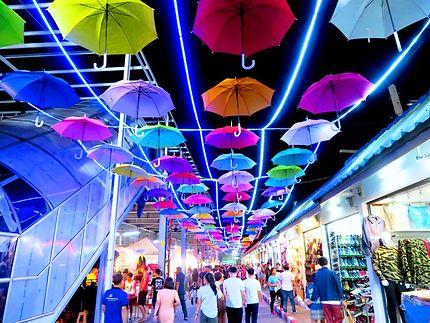 Marché de nuit de Thepprasit, Pattaya