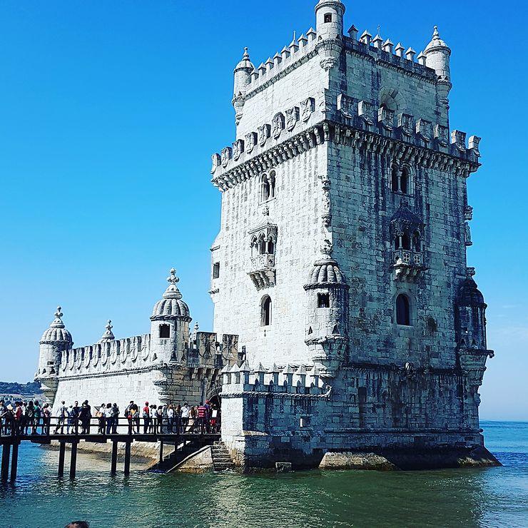 Torre de Belèm, Lisbonne