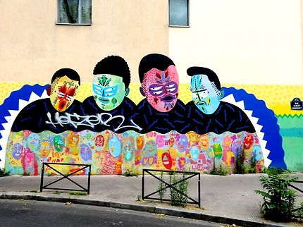 Art street (Kashink)