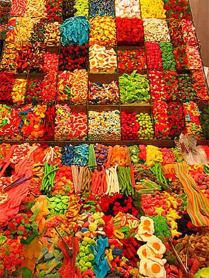 Bonbons & couleurs