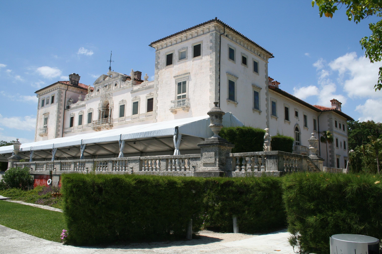Villa Vizcaya - Miami