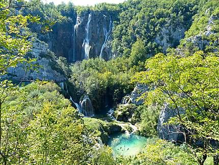Cascades - Plitvice