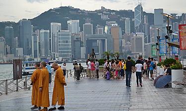 Promenade de Kowloon
