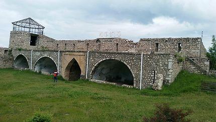 Haut-Karabakh, Forteresse de Shushi