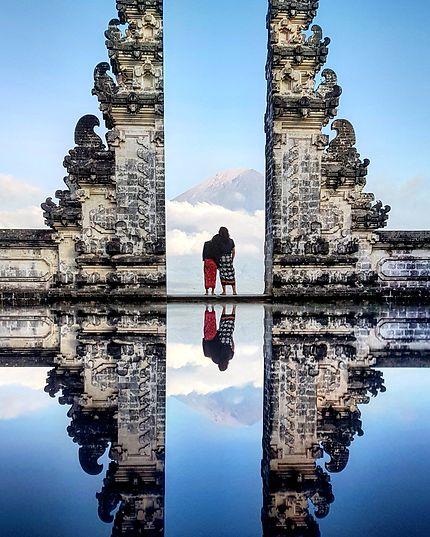 Romantique à Bali