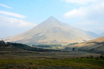 Montagne des Highlands