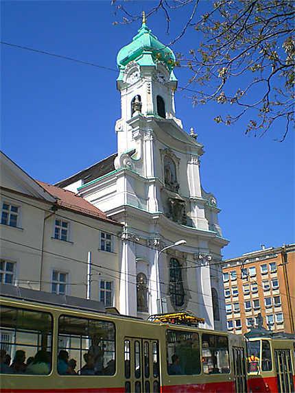 Kostol Alzbetinok