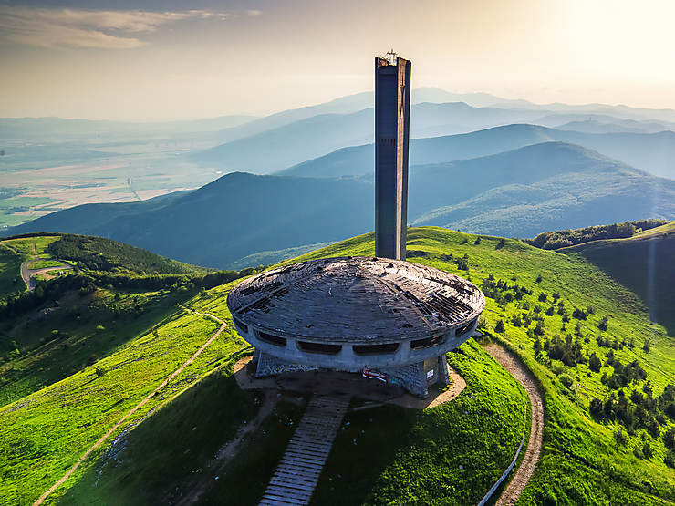 Le cœur du Balkan central