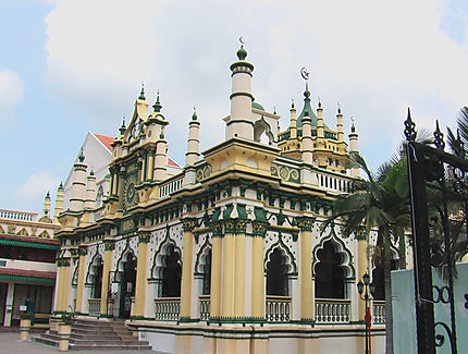 Mosquée à Singapour