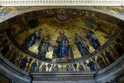 L'art de la mosaïque, Saint-Paul-Hors-Les-Murs