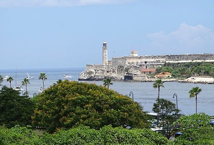Forteresse à La Havane