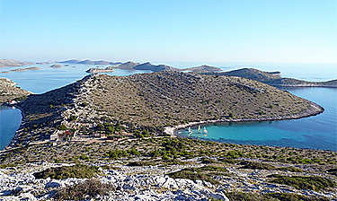 Kornati (Dalmatie)