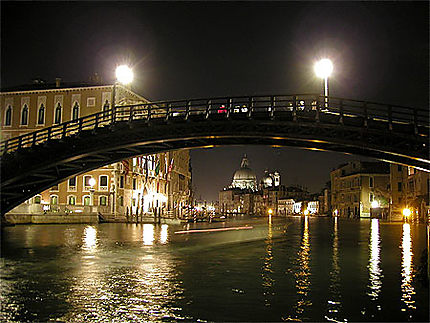 Grand canal - Nuit