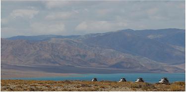 Sur les pistes de la Kirghizie, 10jours/9nuits
