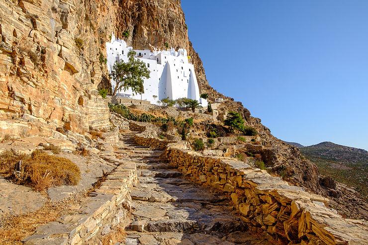 Quelle île choisir ? Cyclades Sud et Centre
