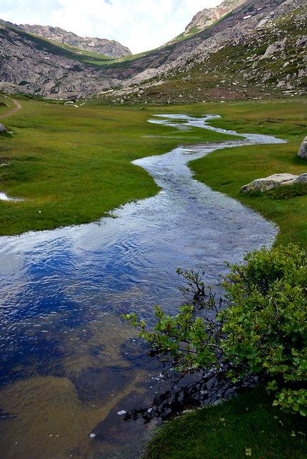 Très belle vallée de Ghisoni, Corse