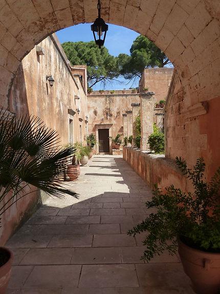 Monastère d'Agia Triada