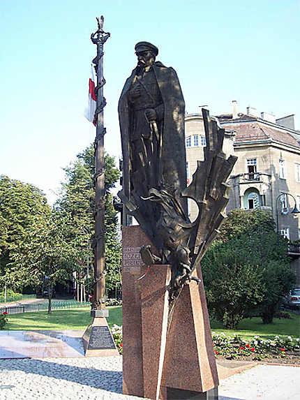 Monument au maréchal Pilsudski