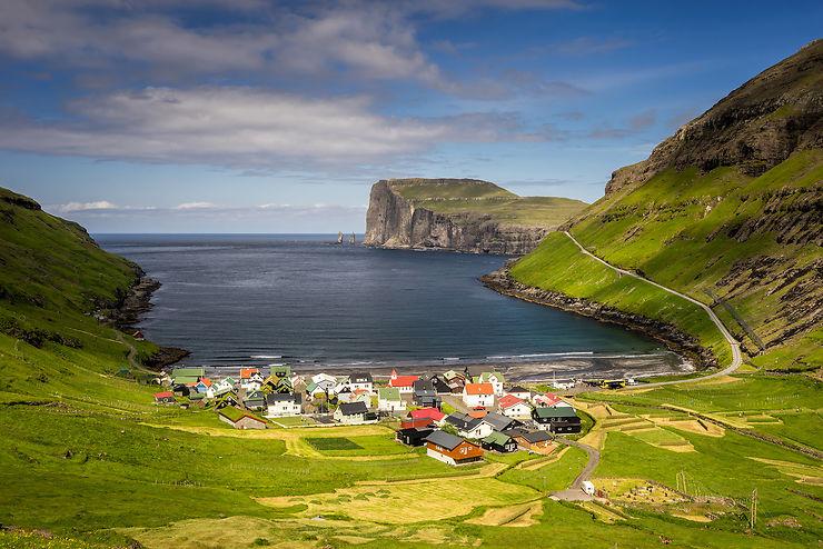 Streymoy, la plus grande des îles Féroé