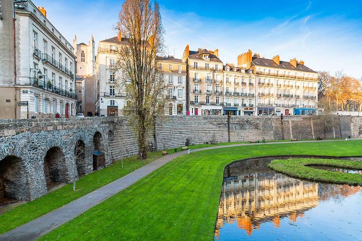 Nantes et l'estuaire de la Loire (Loire-Atlantique)