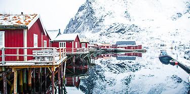 Aventure arctique : la Norvège en hiver - 9 jours