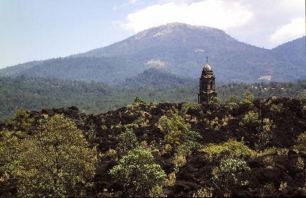 Paricutin Mexique