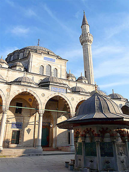 Mosquée de Sokollu Mehmet Pasa