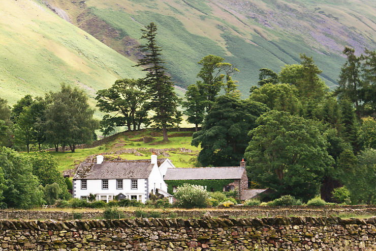 Bed and Breakfast, Lake District