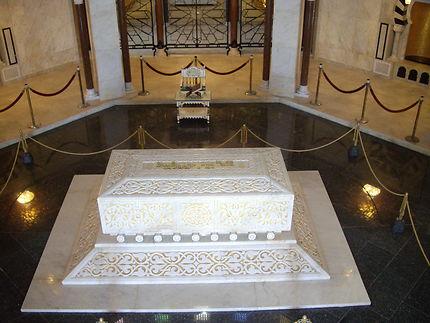 "Magnifique tombeau "" Bourguiba"""