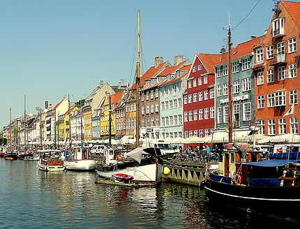 Danemark, Copenhague