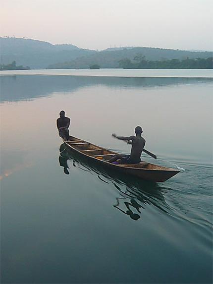 Lac d'Akosombo