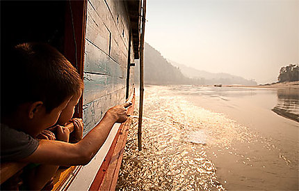 On the greatest Mekong !