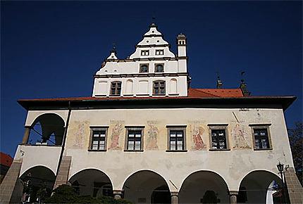 Hôtel de ville de Levoca