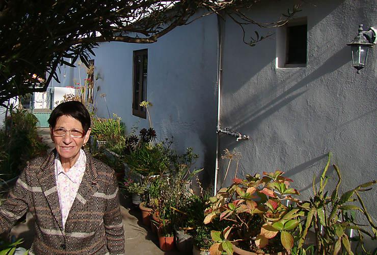 L'auberge de Doña Efigenia à Las Hayas