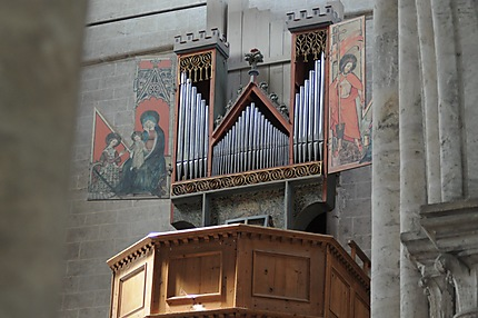 Orgue de la basilique de Valère