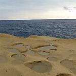 Couleurs exceptionnelles sur la roche à Gozo