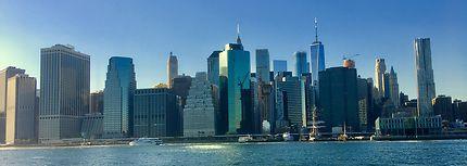 Skyline depuis Brooklyn