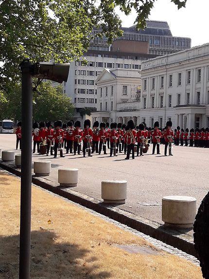 Buckingham Palace, Londres