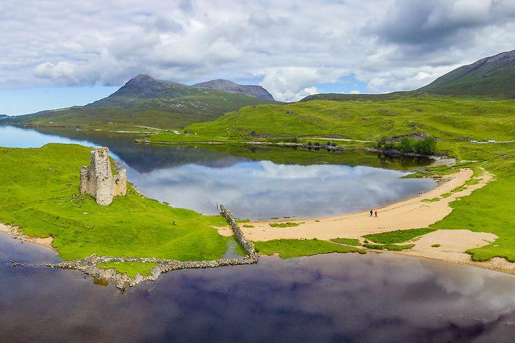 Les Highlands, côte Ouest
