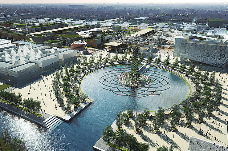 Expo Milano 2015 : Milan accueille l'Exposition universelle