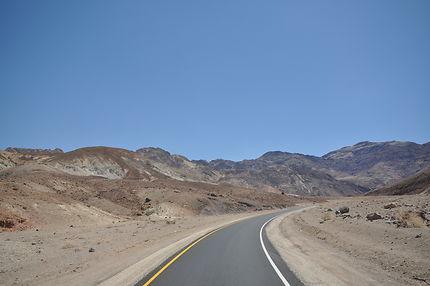 Death Valley, artist loop