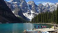 Canada : les Rocheuses, de Banff à Jasper